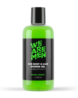 Our Body & Hair Shower Gel
